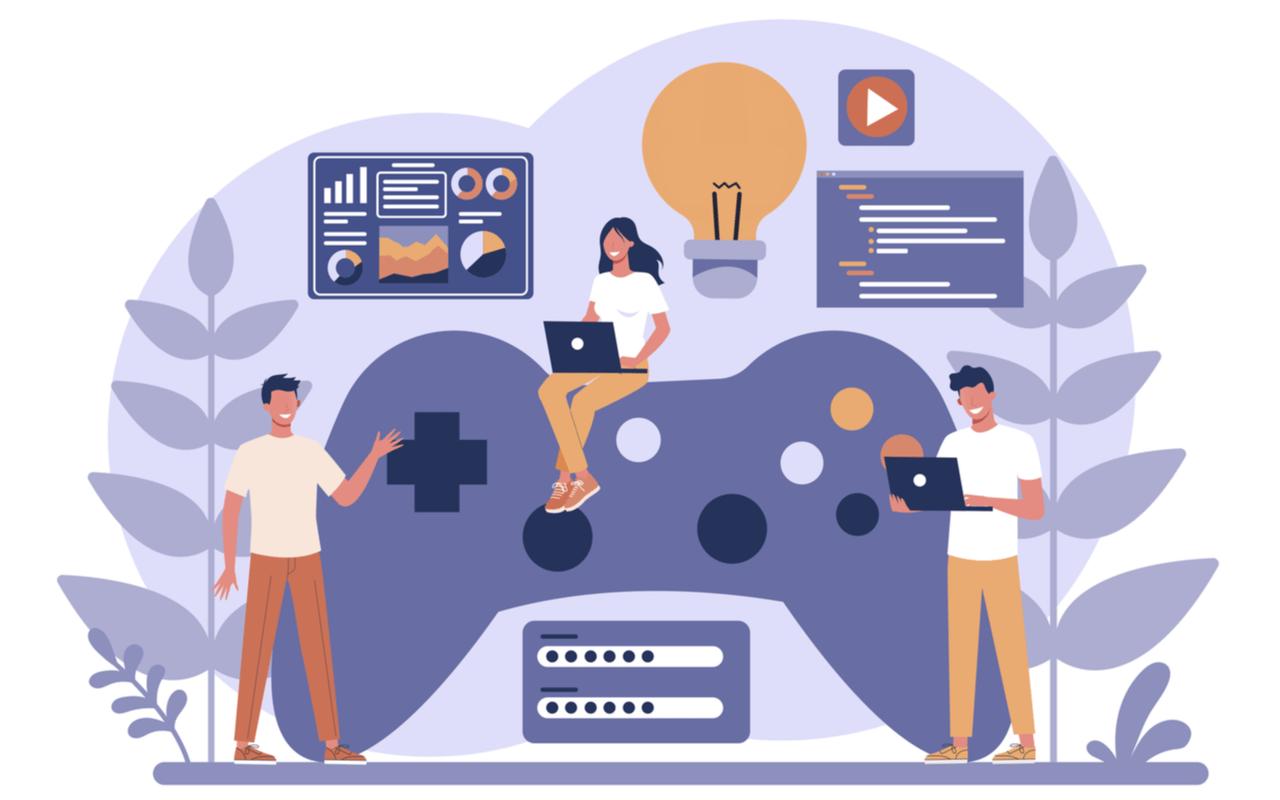 Capa do artigo Minha experiência no Desenvolvimento de Jogos – Impacta Game Hour