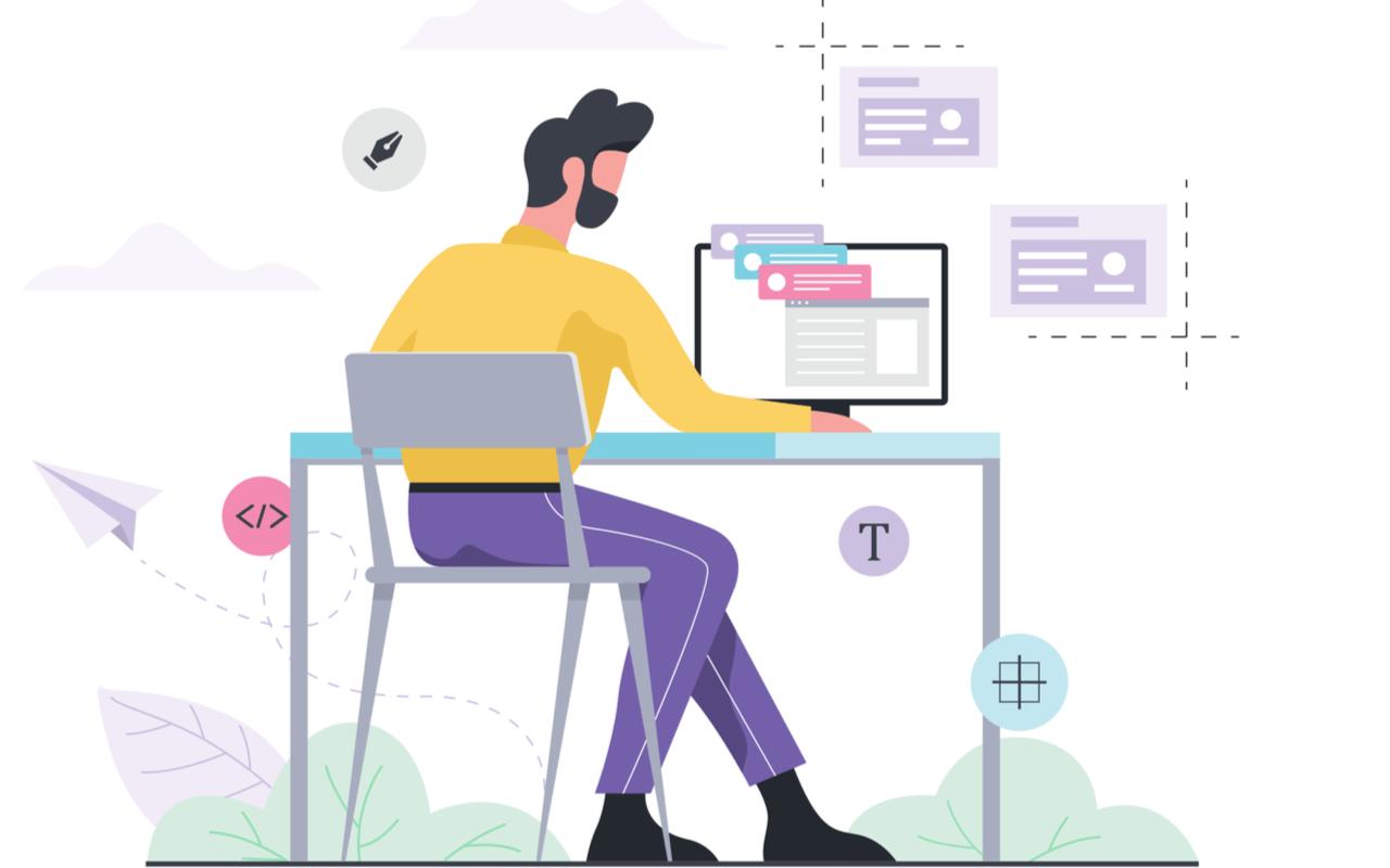 Capa do artigo Full Stack Designer: Quem é e como se tornar um?