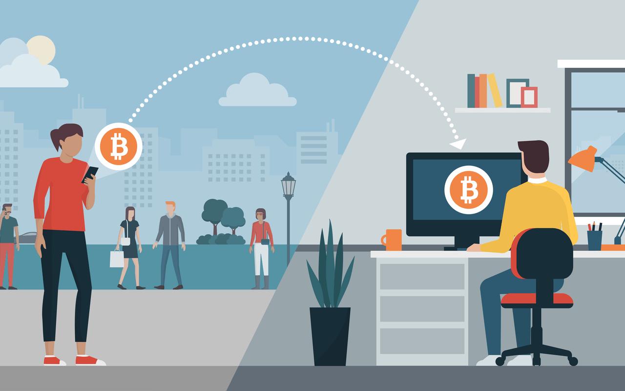 Capa do artigo Pagamento em Bitcoin: como funciona e onde comprar com criptomoedas?