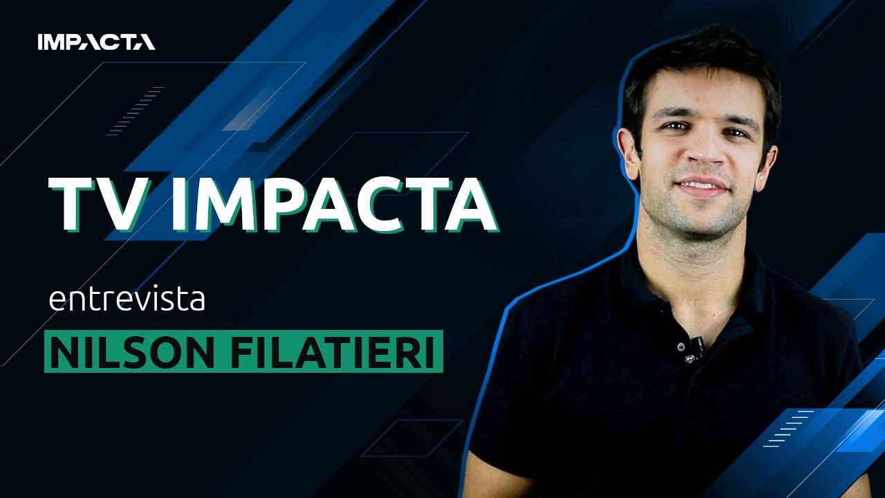 Capa do artigo Impacta Entrevista: Nilson Filatieri, CEO e co-founder da Herospark
